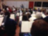 Festival Chorale Oregon rehearsal