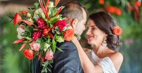 Tropical Wedding Vibes