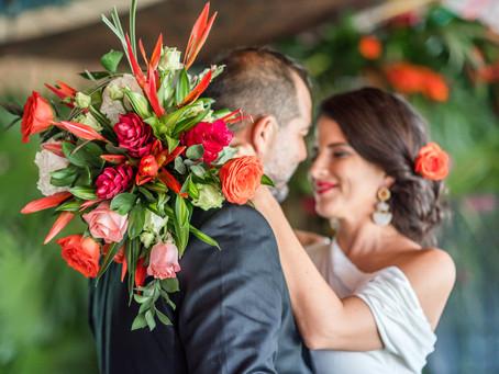 Tropical Wedding Vibes - Jessie & Dino