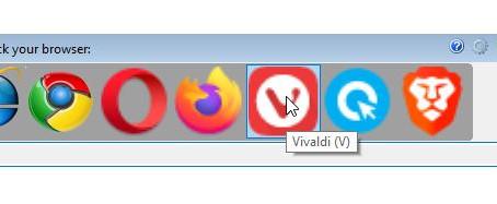 Bruger du flere browsere?