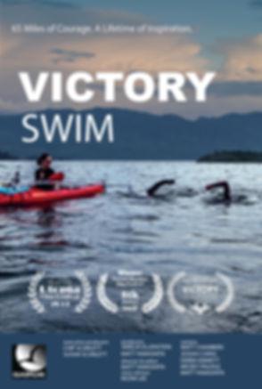 VictorySwimDocumentaryPoster 12x18 9-18-