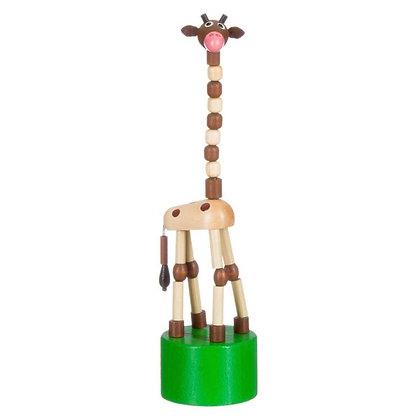 Houten giraf - Mechato
