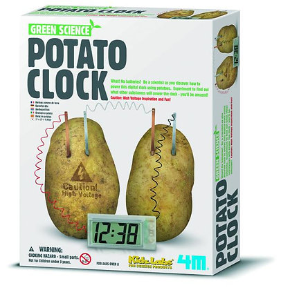 Aardappel klok - 4M
