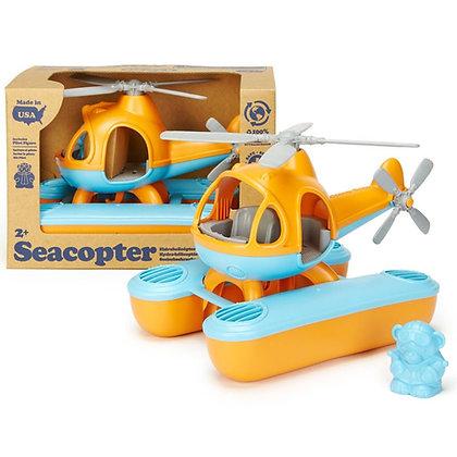 Hélicoptère maritime - Green Toys