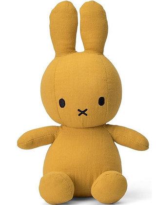 Miffy mousseline jaune
