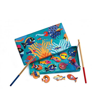 Pêche magnétique 'Fishing Graphic' - Djeco