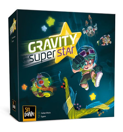 Gravity super Star - Geronimo Games