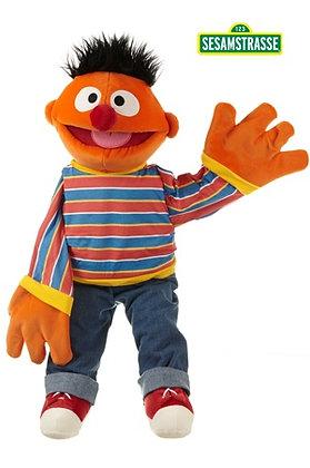 Ernie handpop - Living Puppets