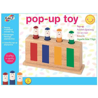 Pop-up toy - Galt
