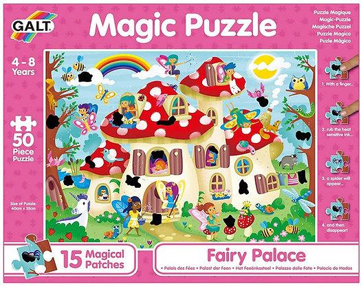 Puzzle magique Palais des fées - Galt