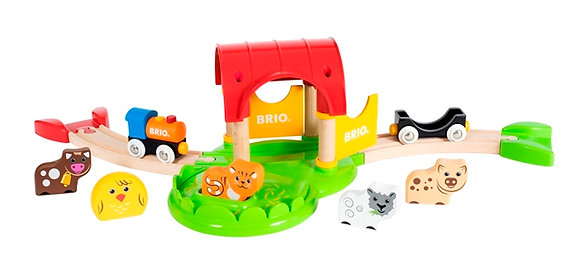 My first farm - Brio