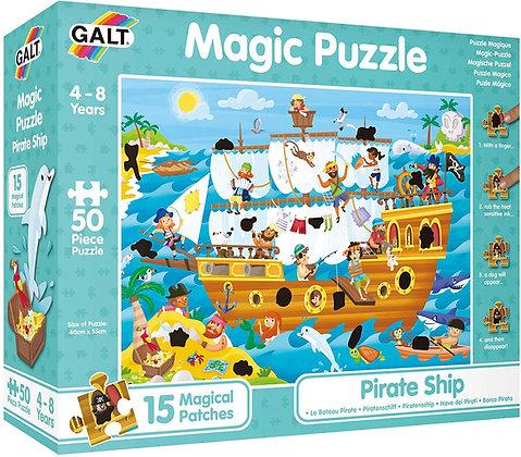 Puzzle magique Bateau pirate - Galt