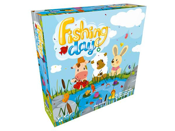 Fishing Day - Geronimo Games