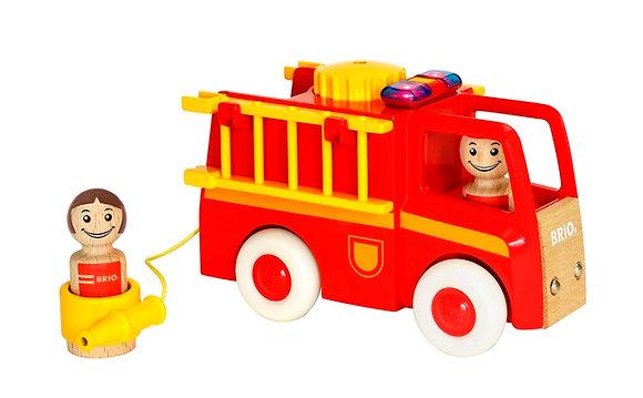 Pompiers avec son et lumiere - Brio
