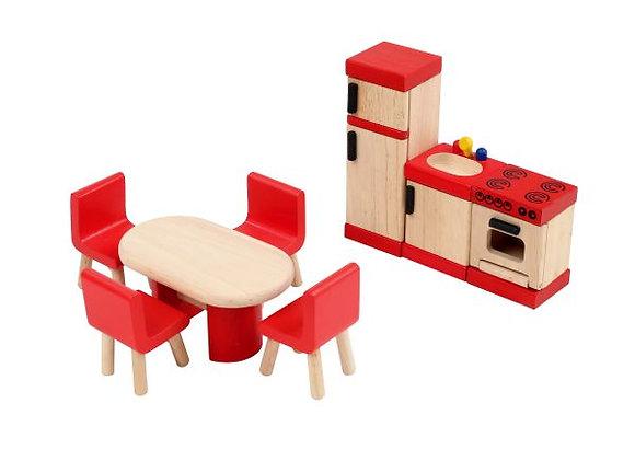 Keuken - Eureka Toys