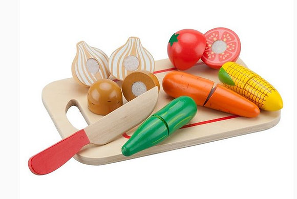 Groenten snijden - New classic toys