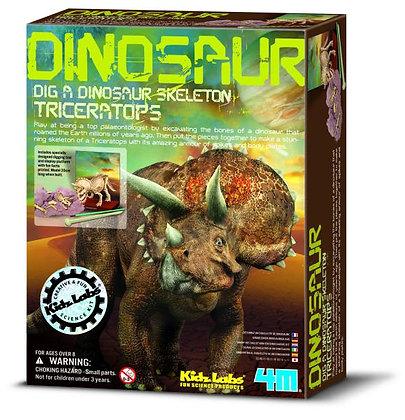 Dino graafkit - 4M