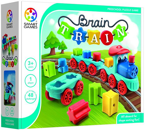 Brain train - Smartgames