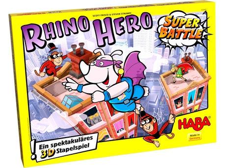 Rhino Hero super battle - Haba