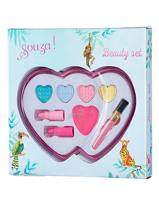 Beauty set hartje - Souza