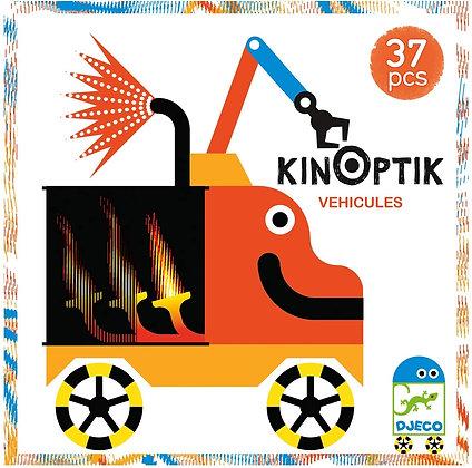 Kinoptic Véhicules - Djeco