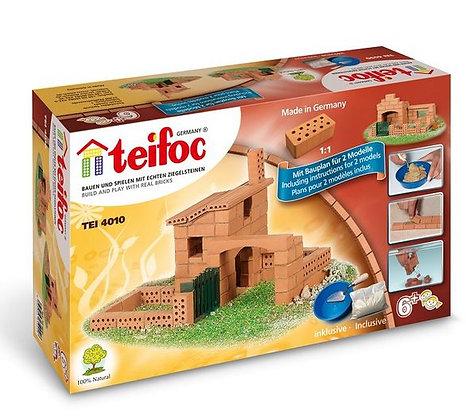 Huis bouwen - Teifoc