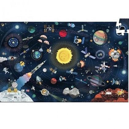 Puzzle d'observation 200 pièces Espace - Djeco