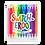 Thumbnail: Marqueurs changeants de couleur 12 pcs - Ooly