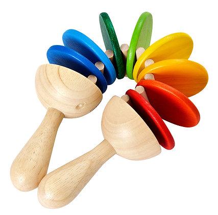 Clatter van Plan Toys