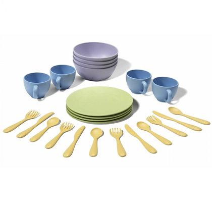 Eet set - Green Toys