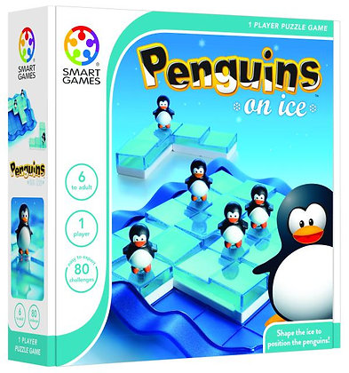 Penguins on ice - Smartgames