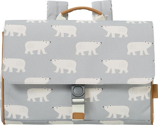 Cartable ours polaire - Fresk