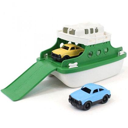 Ferry vert - Green Toys