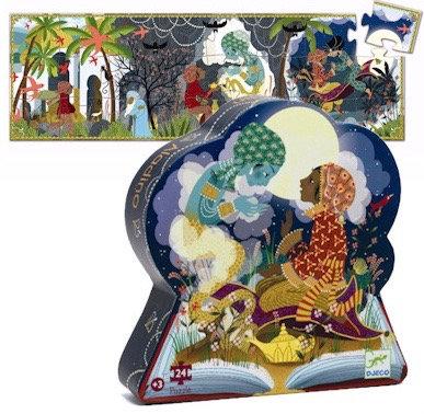 Puzzle Aladin - Djeco