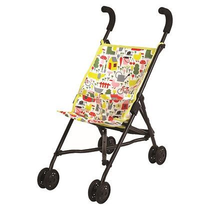 Opvouwbare poppenwagen - Petit Jour