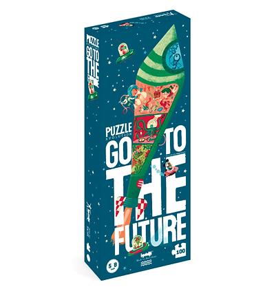 Puzzel Go To The Future 100 stukjes van Londji