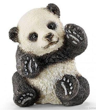 Bébé panda jouant - Schleich