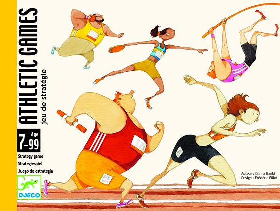 Athletic games - Djeco