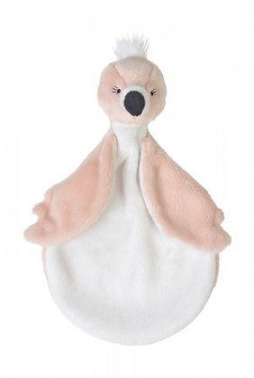 Flamingo Fay knuffeldoekje - Happy Horse