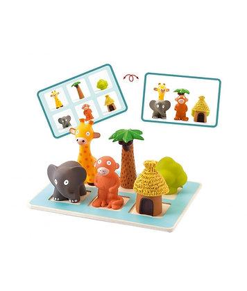 Puzzelspel Spacio - Djeco