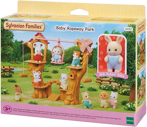 Baby's kabelbaanpark - Sylvanian Families
