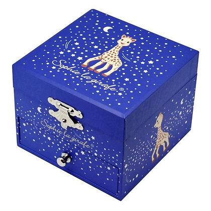 Boîte à musique Sofie La Giraffe petite