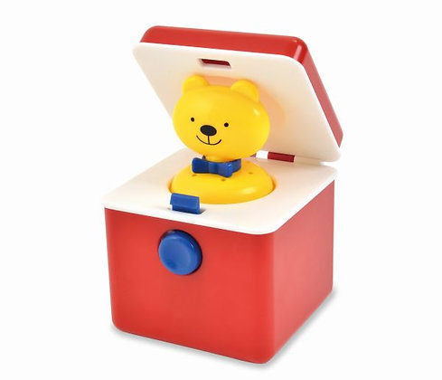 Ted-in-a-box - Ambi Toys