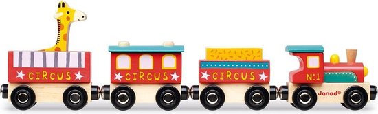 Story trein Circus - Janod