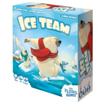 Ice Team - Geronimo Games