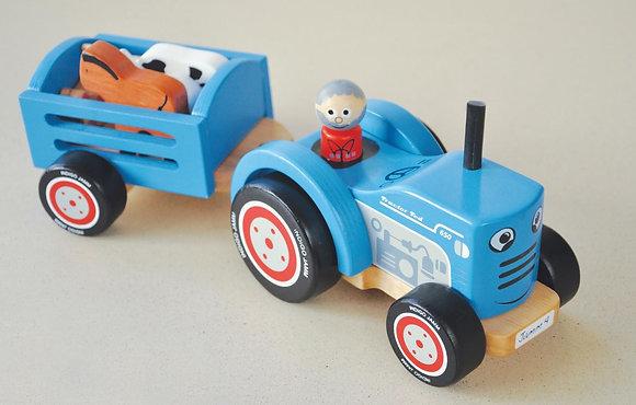 Tractor Tim van Indigo Jamm