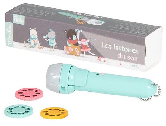 Verhalenlampje Les Jolis trop beaux - Moulin Roty