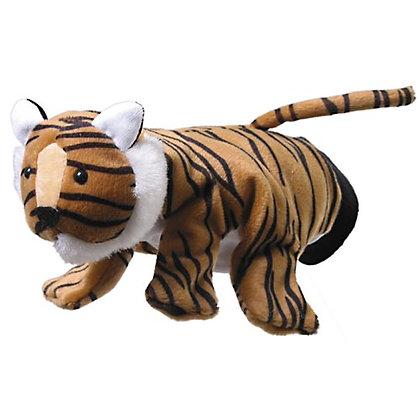 Handpop tijger - Beleduc