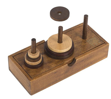 Tower of Hanoi breinbreker