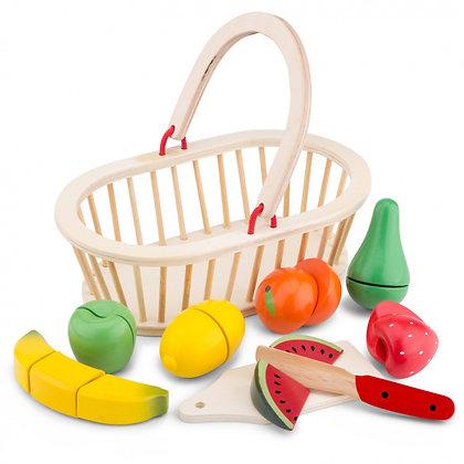Fruitmandje - New Classic Toys